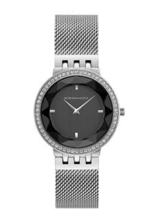 BCBG Max Azria Women's Quartz Japanese Stainless Steel Watch, 35mm
