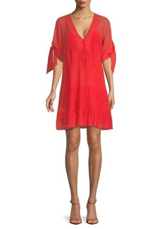 BCBG Max Azria Woven Casual Shift Dress