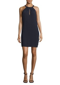 BCBG Max Azria Halter Mini Dress
