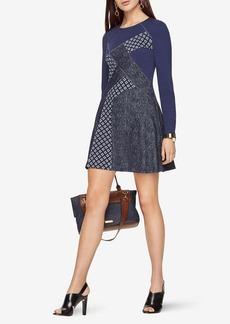 Melis Patchwork Dress
