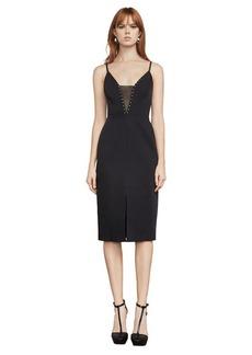 Miranda Stud-Trimmed Dress