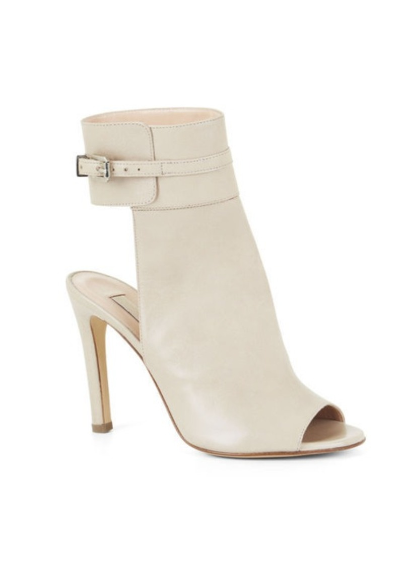 BCBG Nastya High-Heel Leather Sandal