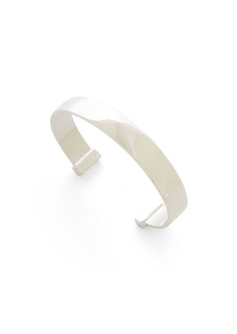 BCBG Pyramid Cuff Bracelet