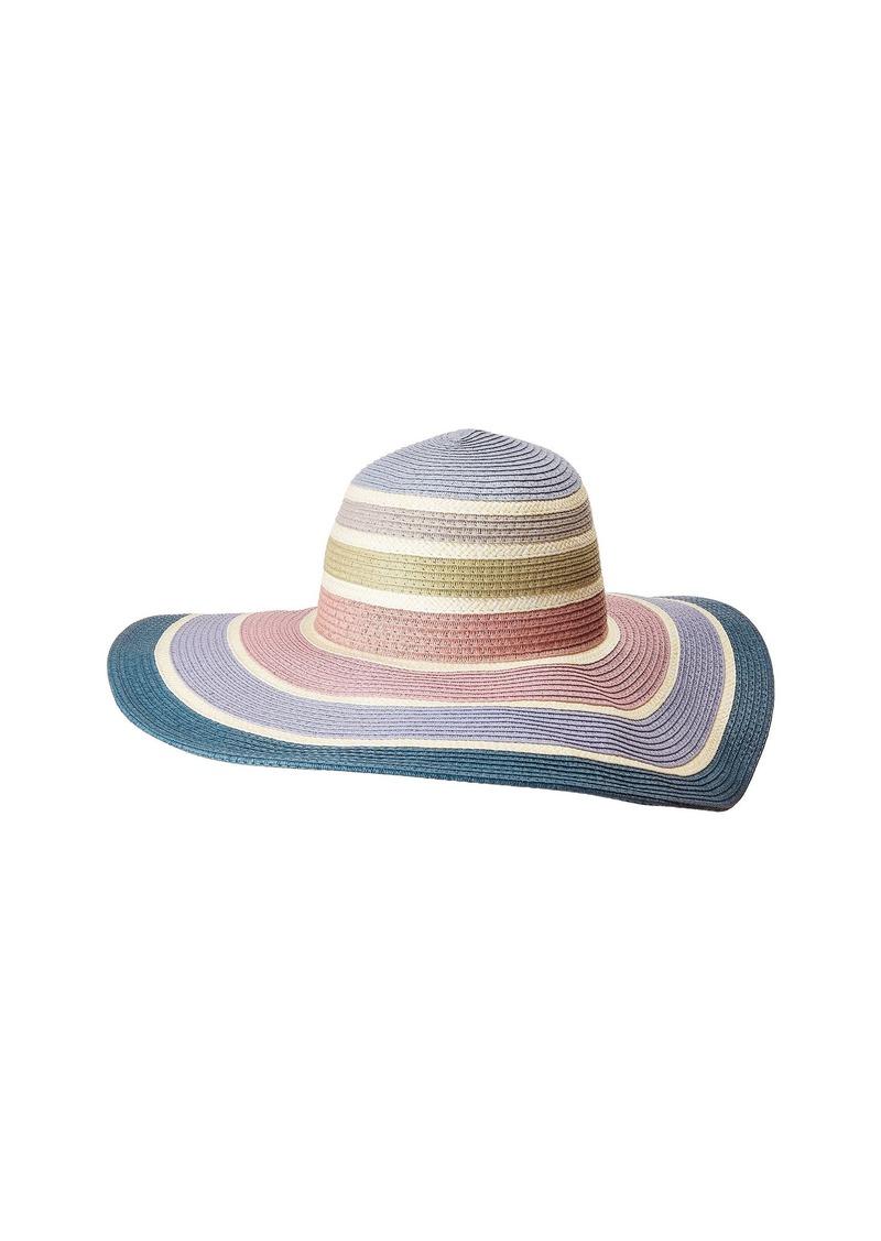 ae3626e405 BCBG Rainbow Floppy Hat