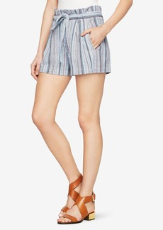 Renee Striped Shorts