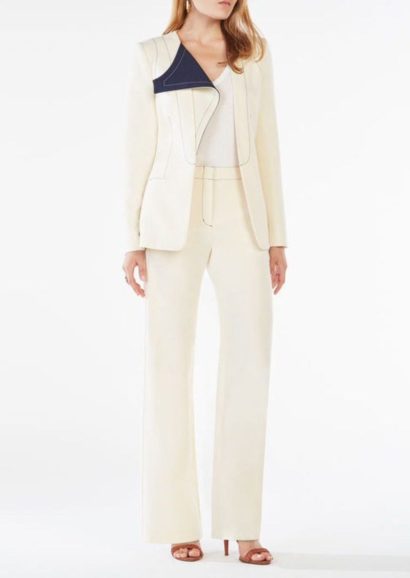 BCBG Rich Long Blazer