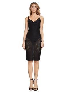 BCBG Rosalind Lace Slip Dress