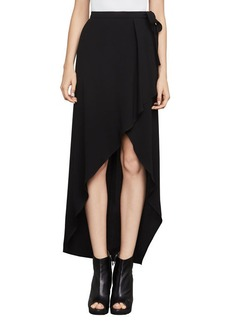 Roxy Asymmetrical Wrap Skirt