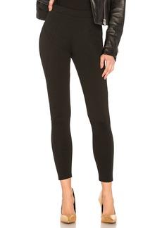 Seamed Legging In Black