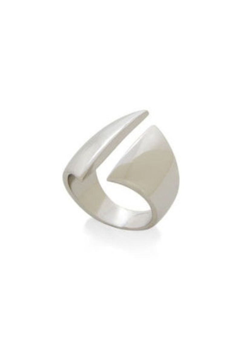 BCBG Shield Ring