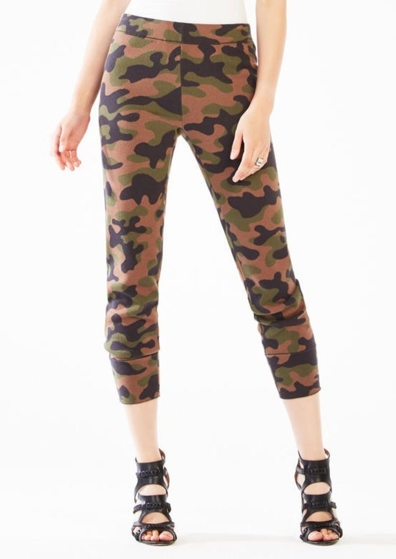 BCBG Stan Camouflage Pant
