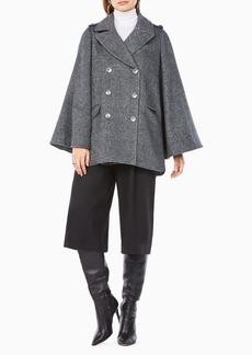 Sylvia Double-Breasted Coat