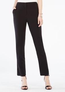 Tarik Straight-Leg Trouser
