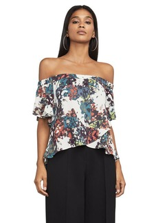 Trixie Off-The-Shoulder Top