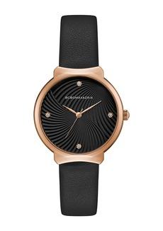 BCBG Women's Classic Quartz Analog Watch, 36mm