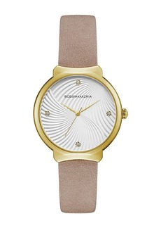 BCBG Women's Classic Quartz Analog Watch, 36mm