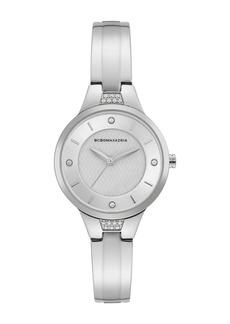 BCBG Women's Quartz Analog Bracelet Watch, 32mm