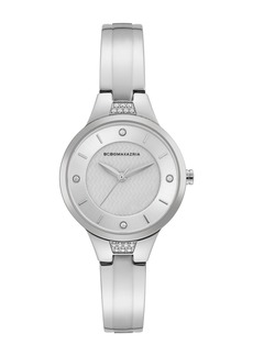BCBG Women's Quartz Analog Bracelet Watch, 32mm