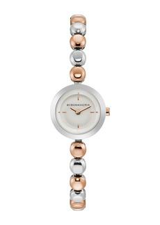 BCBG Women's Quartz Analog Dress Bracelet Watch, 23mm