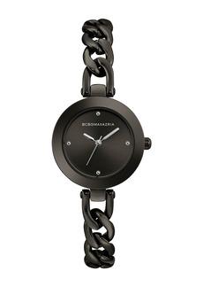 BCBG Women's Quartz Analog Dress Bracelet Watch, 30.5mm