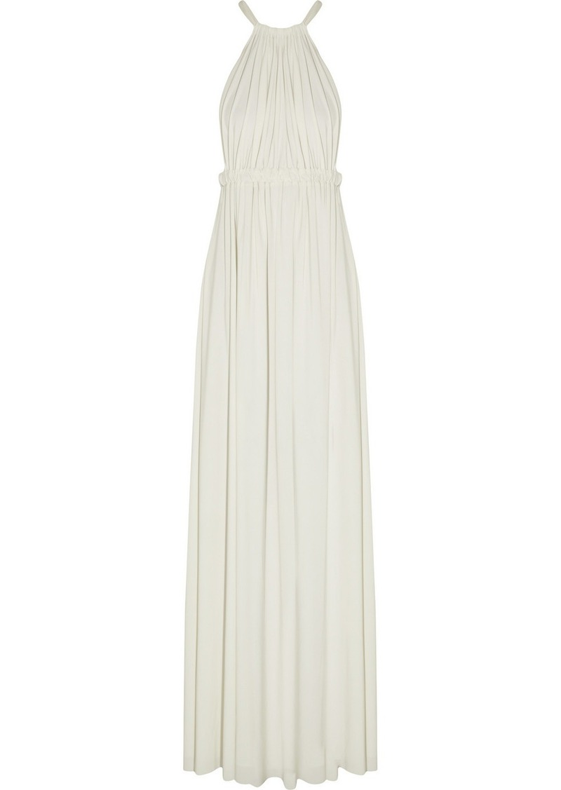 T-Bags Stretch-jersey maxi dress