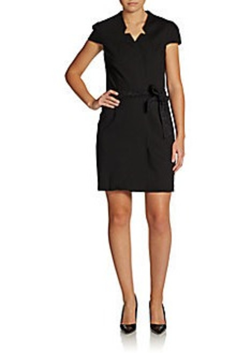 Cynthia Steffe Asia Tie-Waist Dress