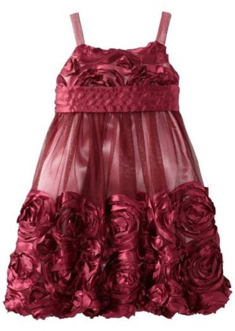 Bonnie Jean Bonnie Jean Little Girls Bonaz Bubble Dress Dresses