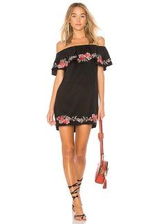 BEACH RIOT Alana Dress in Black. - size L (also in M,S,XS)