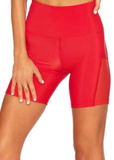 Beach Riot Toni Rib Bike Shorts