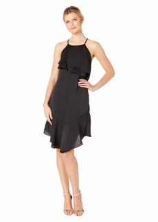 bebe Asymmetrical Dress