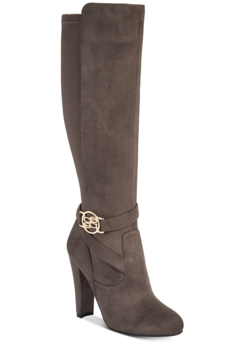 bebe Barya Dress Boots Women's Shoes