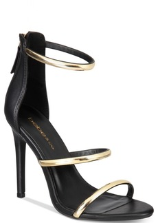 bebe Berdine Ankle-Strap Dress Sandals Women's Shoes