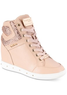 Bebe Cairi Wedge Sneakers Women's Shoes