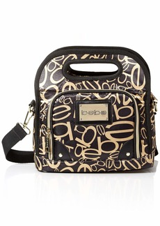 BEBE Coco Reusable Insulated Lunch Box Tote Bag Casual Daypack