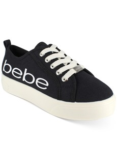 bebe Destini Lace-Up Sneakers Women's Shoes