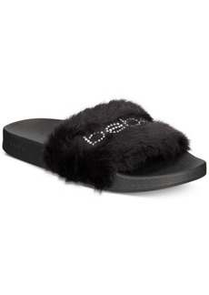 bebe Furiosa Slide Sandals Women's Shoes