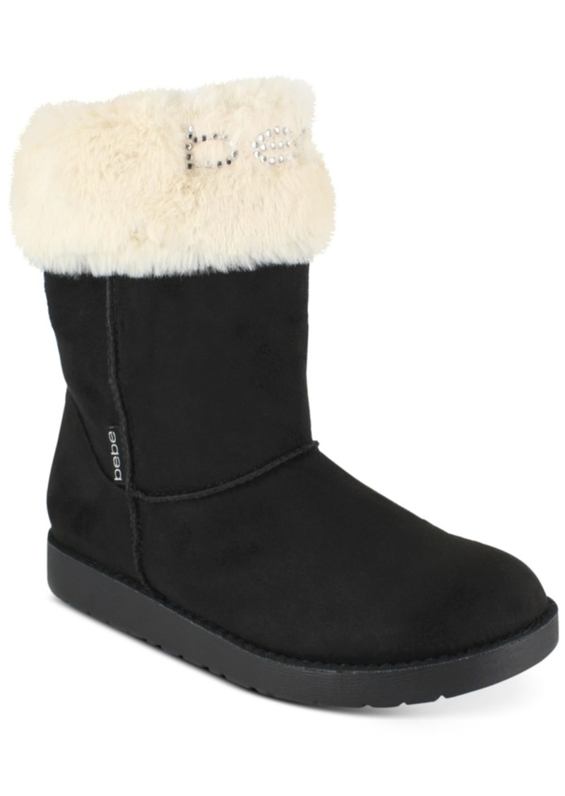 bebe Lanaya Cold Weather Boots Women's Shoes