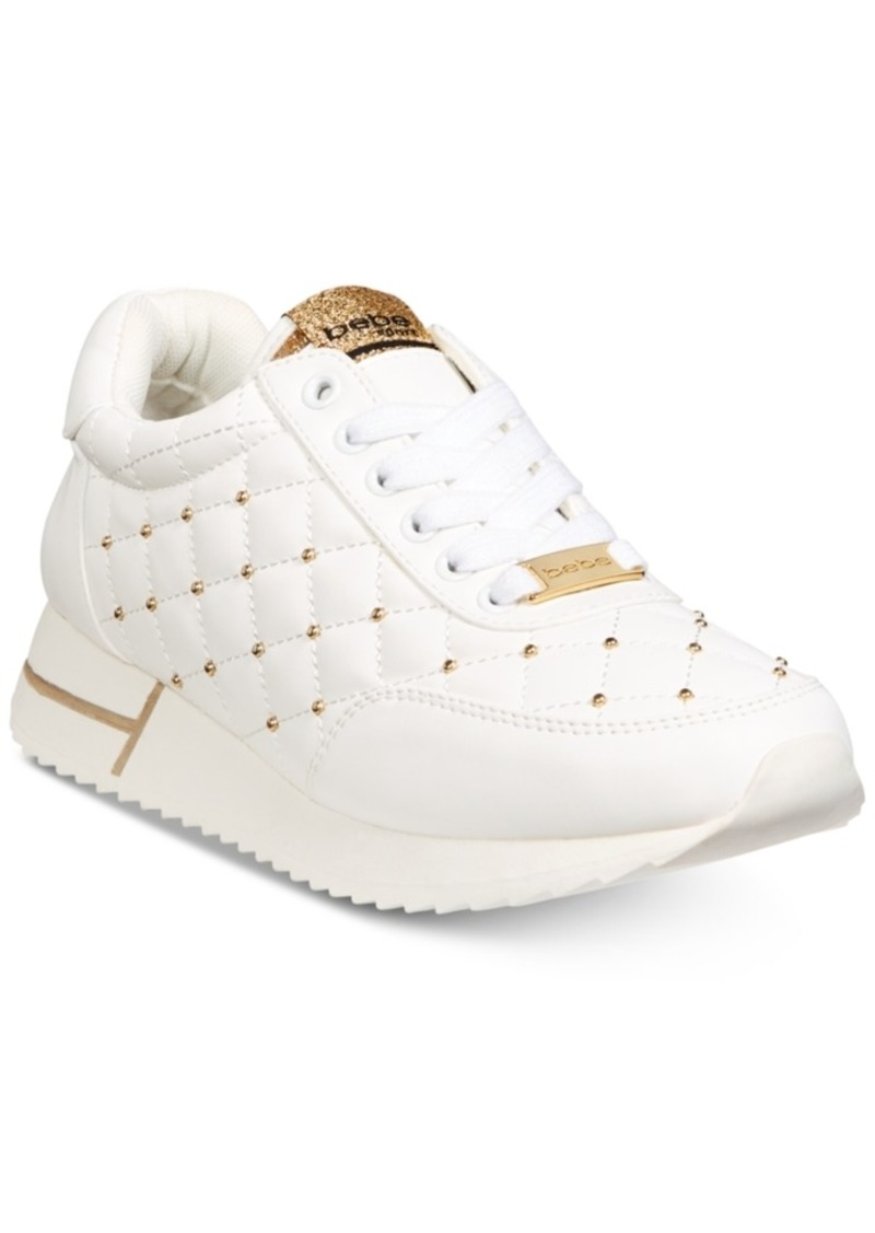 daa18905dc2ad bebe bebe Sport Barkley Lace Up Sneakers Women's Shoes | Shoes