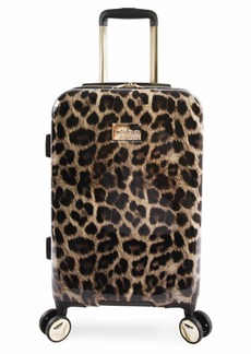 "BEBE Women's Adriana 21"" Hardside Carry-on Spinner Luggage"