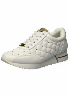 bebe Women's Barkley Sneaker  8 Medium US