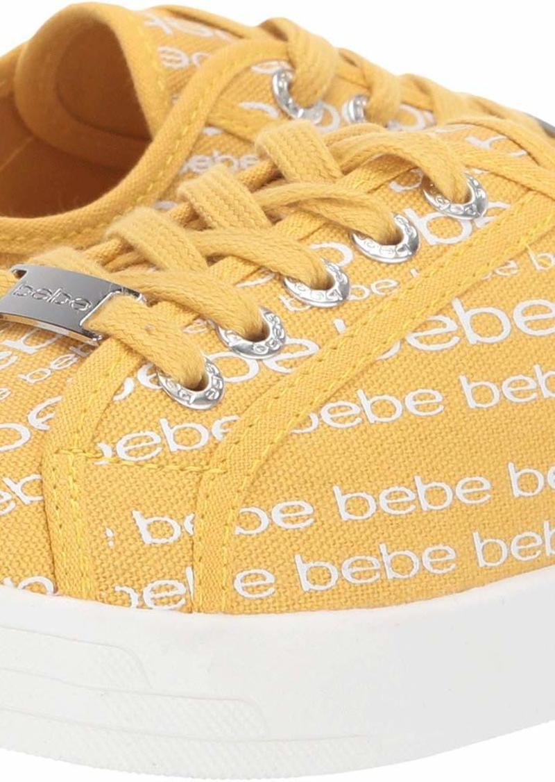 Bebe Women's Daylin Sneaker   Medium US