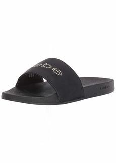 Bebe Women's FIYERA Sandal   Medium US