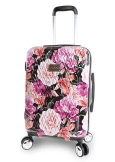 "BEBE Women's Marie 21"" Hardside Carry-on Spinner Luggage"
