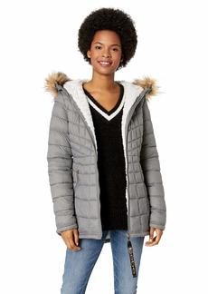BeBe Women's Outerwear Women's Glacier Shield Jacket  XL