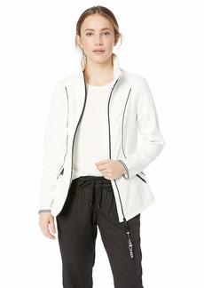 BeBe Women's Outerwear Women's Plus Size Classic Softshell Jacket  2X