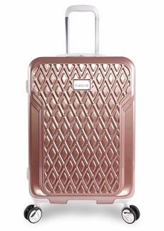 "BEBE Women's Stella 21"" Hardside Carry-on Spinner Luggage"