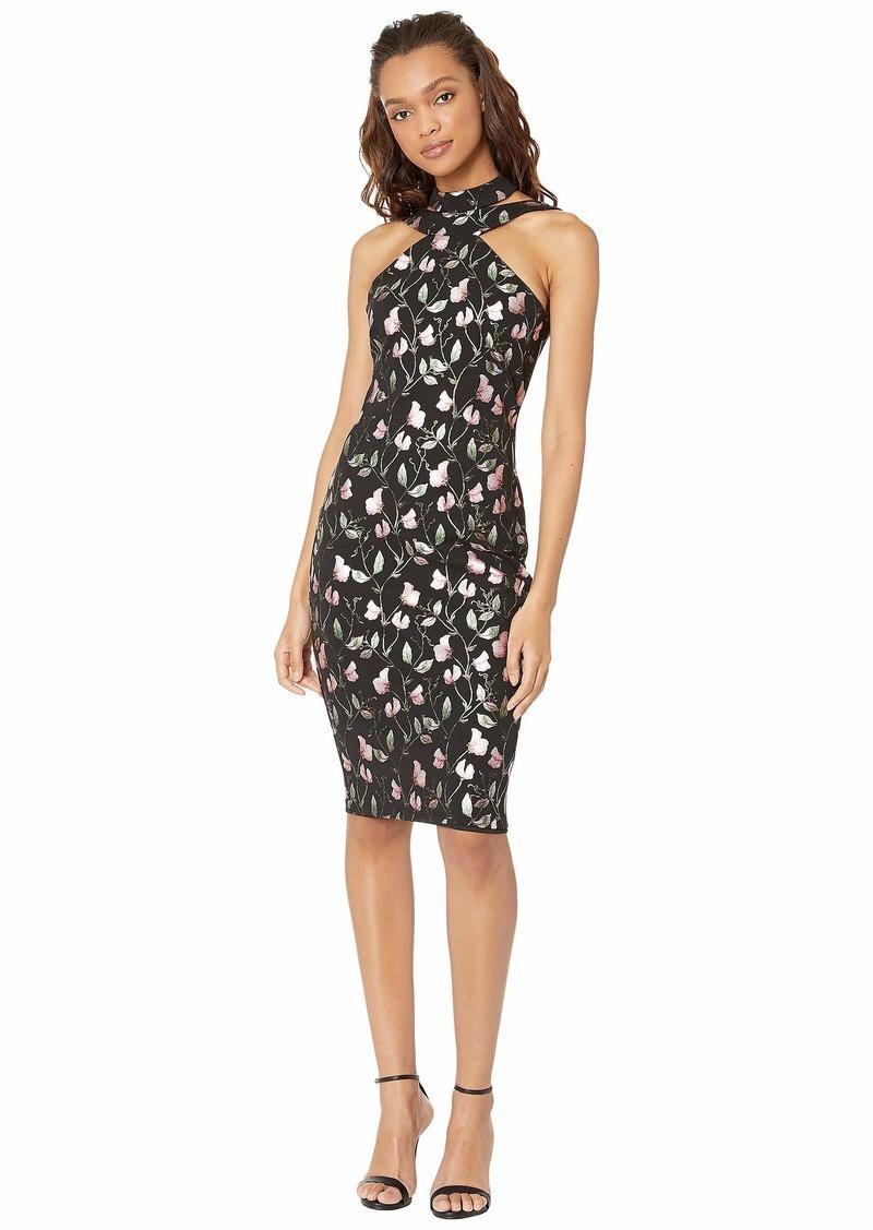 0d4c7130c1 bebe Choker Neck Bodycon Dress | Dresses
