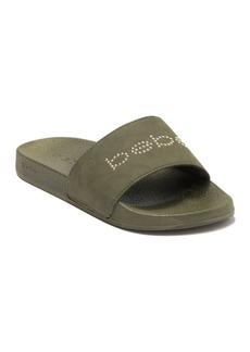 bebe Fiyera Pool Slide Sandal