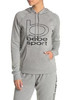 bebe Reflective Logo Hoodie