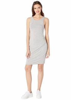 bebe Sleeveless Logo Dress